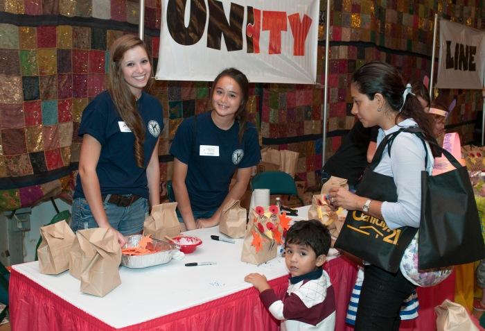 CF Volunteers Photo