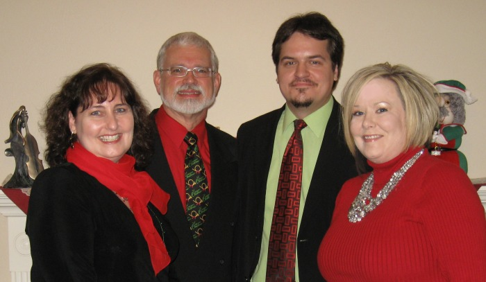Evergreen Carolers photo