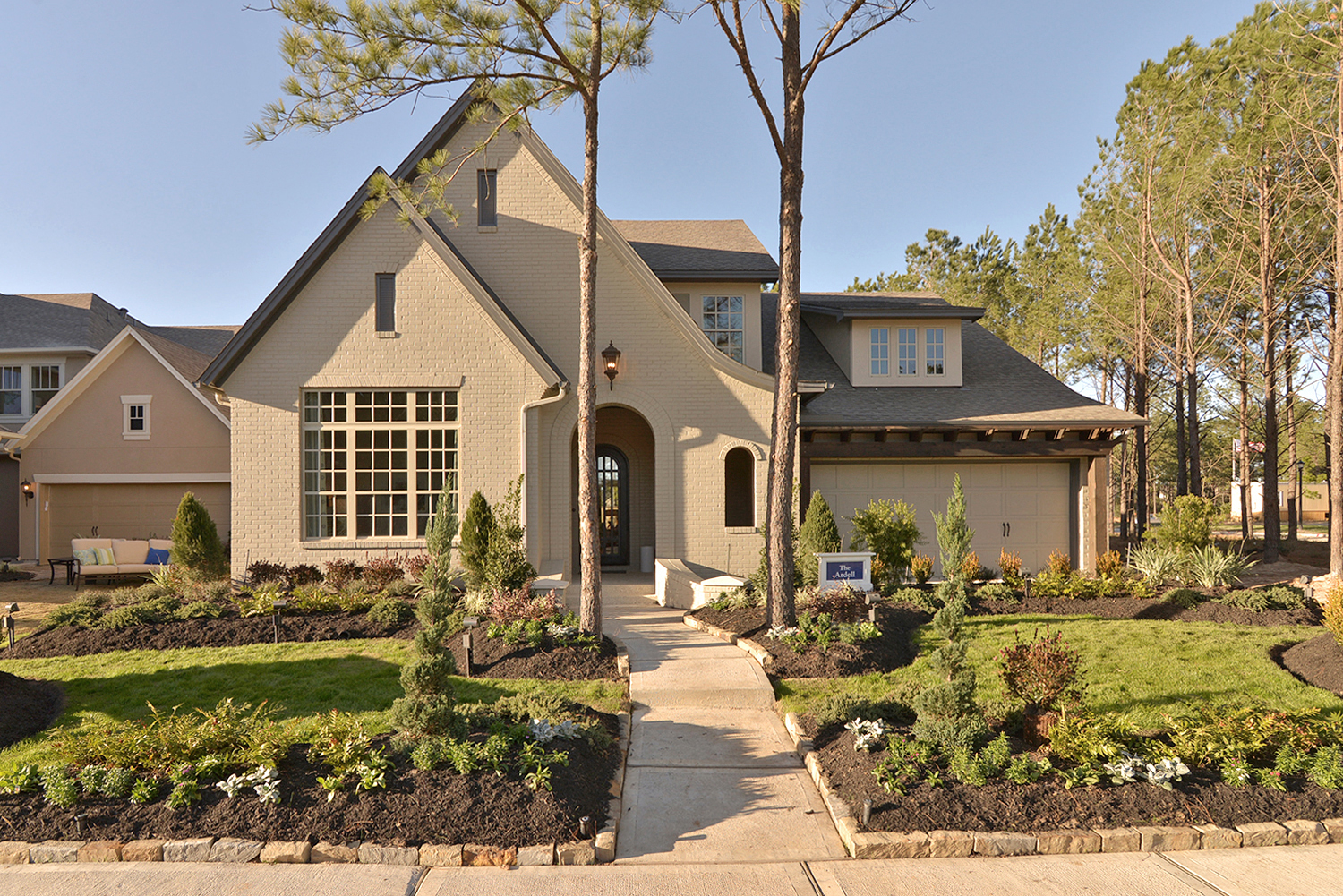 The Woodlands Development Company Is Proud To Welcome Newest Member Of Outstanding Neighborhoods In Village Creekside Park