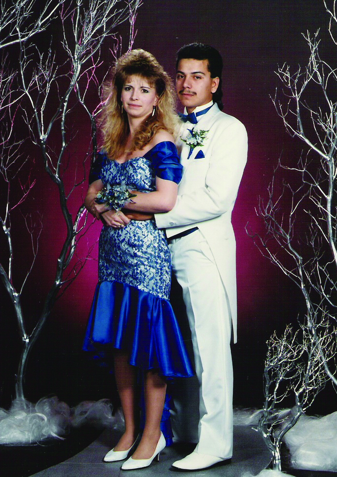 Prom Night Photo 80s